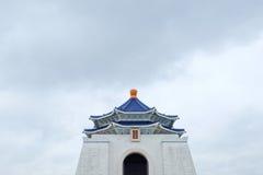 蒋中正纪念,国家戏院和国家音乐厅台北,台湾 库存图片