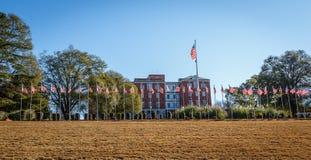 蒙加马利,阿拉巴马退伍军人服务站,地区办公室 库存图片
