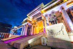 蒙古parlament资本 库存图片