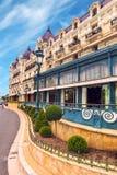 蒙地卡罗赌博娱乐场,彻特d'Azur 免版税库存照片
