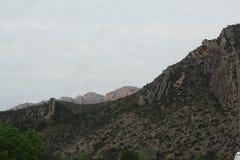 蒙塞尼的山,Lerida 免版税库存照片