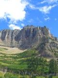 蒙大拿山 库存图片