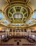 蒙大拿最高法院 库存照片