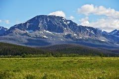 蒙大拿美国 库存照片