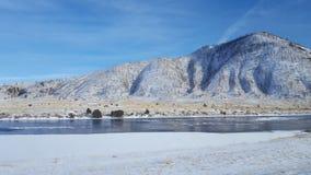 蒙大拿风景1 库存图片