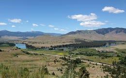 蒙大拿风景 库存图片