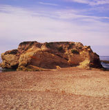 蒙大拿de Oro国家公园-加州 免版税库存照片
