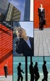 蒙太奇工作 免版税库存图片