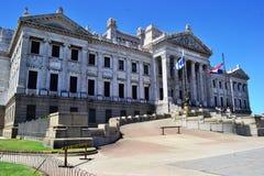 蒙得维的亚宫殿 库存照片