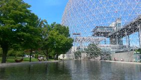 蒙特利尔加拿大2014年 库存照片