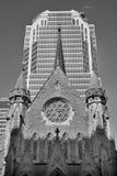 蒙特利尔国教徒基督教会大教堂 免版税库存图片