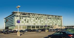 蒙特利尔国际机场 库存图片