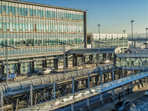 蒙特利尔国际机场 库存照片