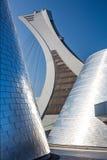 蒙特利尔奥林匹克体育场 库存照片