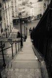 蒙马特,巴黎 免版税库存照片
