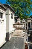 蒙巴纳斯公墓 免版税库存照片