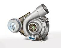 蒸气增压器 图库摄影