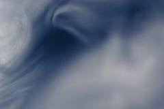 蒸气烟 免版税库存照片