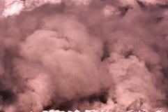 蒸气 免版税库存图片