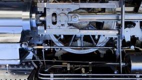 蒸汽废物引擎背景 免版税库存图片