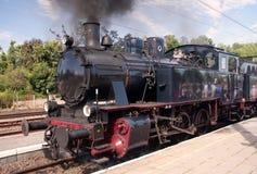 蒸汽引擎 免版税库存照片