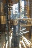 蒸汽时钟在温哥华-加拿大 图库摄影