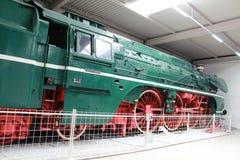 蒸汽机车 图库摄影