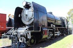 蒸汽机车x 36 免版税图库摄影