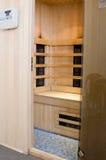蒸汽浴 库存图片