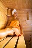蒸汽浴2 免版税图库摄影