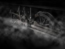 蒸汽生产额 免版税库存图片