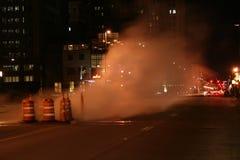 蒸汽街道 库存图片