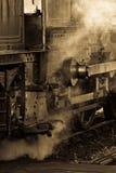 蒸汽 免版税库存照片