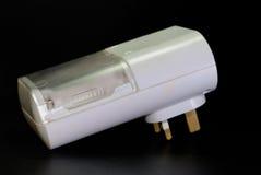 蓄电池充电器 库存照片