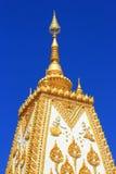 蓝天背景的大著名塔 库存照片