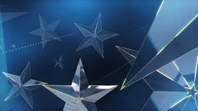 蓝星背景圈 股票视频