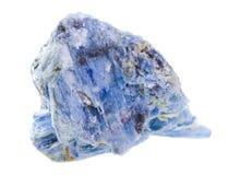 蓝晶石 库存图片