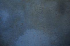 蓝灰色混凝土背景 库存照片