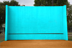 蓝球板手球网球 免版税库存图片