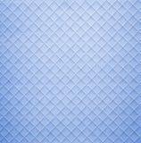 蓝纸墙壁 免版税库存照片