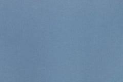 蓝纸,背景的纹理 库存照片