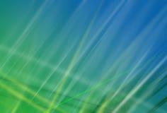 蓝绿色救星屏幕 免版税库存图片