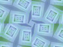 蓝绿色构造异常 免版税图库摄影