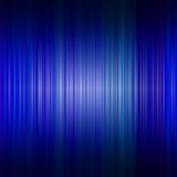蓝色作用梯度线路 免版税库存照片