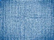蓝色光滑的纹理背景桌面 免版税库存图片
