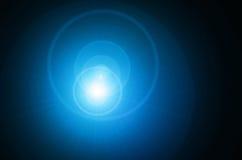 蓝色光 库存照片