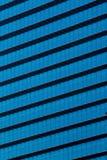 蓝色办公室窗口样式 库存图片