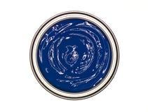 蓝色可能绘 库存图片