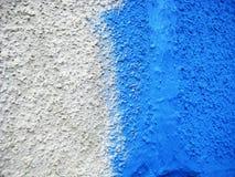 蓝色和灰色垂直的纹理 免版税库存图片