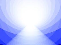 蓝色和白色抽象背景,圈子 库存照片